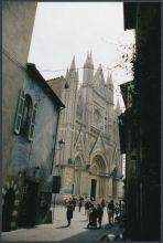 Orvieto church street