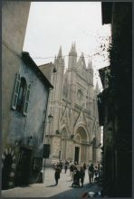Orvieto church street