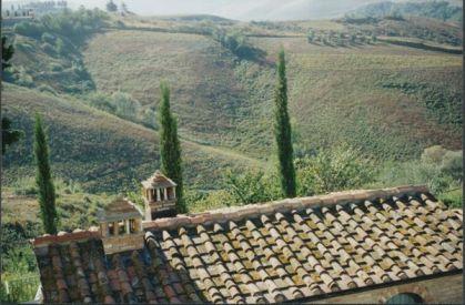 Villa Cerretello pool house