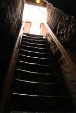 Torre Asinelli steps