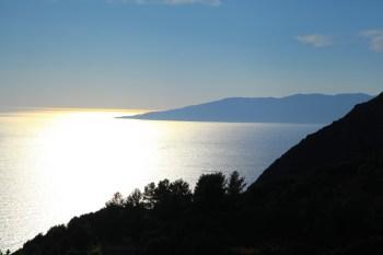 Monte Argentario island view