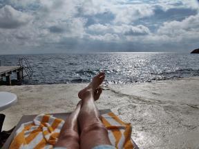 Il Pellicano beach chairs