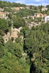 Pitigliano valley