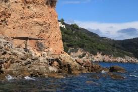 Il Pellicano beach hut