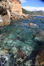 Il Pellicano blue water