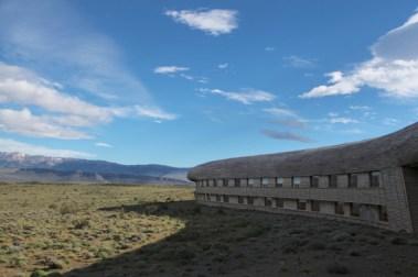 Tierra Patagonia exterior windows