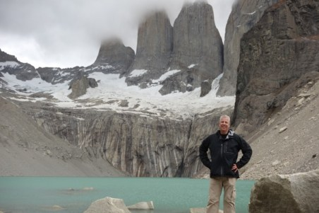 Torres del Paine National Park Base of the Towers