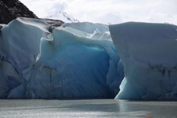 Torres del Paine Grey's Glacier face