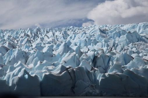 Torres del Paine Grey's Glacier ice detail