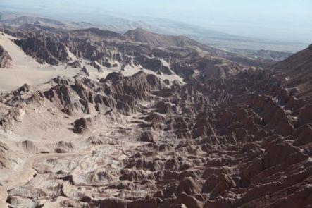 Atacama Desert driest place on earth