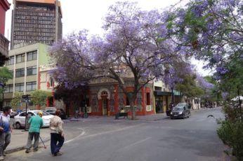 Barrio Lastraría street corner