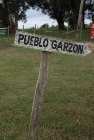 """Getting to Garzon"" is half the fun. A series of paved and unpaved roads that twist through the gaucho countryside, leading you, sign by sign, to your treasured destination."