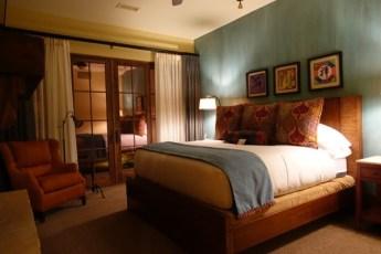Gateway Canyons Resort bedroom