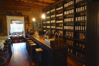 Narbona Wine Lodge restaurant