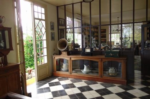 Narbona Wine Lodge lobby
