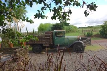 Narbona Wine Lodge truck