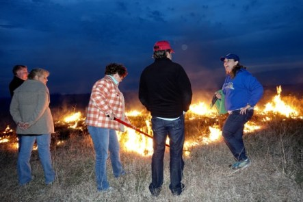 FLAMES IN THE FLINT HILLS - 39 of 64