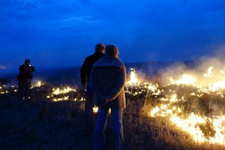 FLAMES IN THE FLINT HILLS - 40 of 64