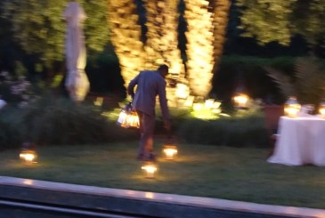 Dar Ahlam candlelighter