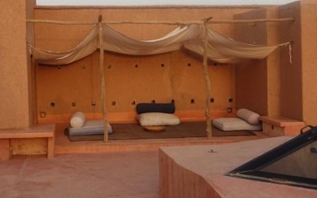 Dar Ahlam rooftop tent