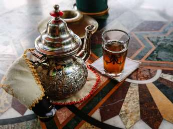 And as always in Berber tradition, you are met with refreshing mint tea, one of the greatest inventions there is. (and there are many)