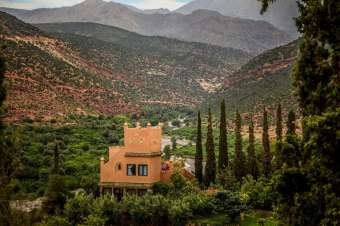 Kasbah Tamadot Master Suite outbuilding