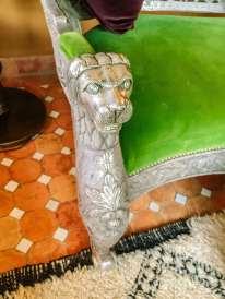 Kasbah Tamadot chair detail