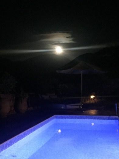 Kasbah Tamadot full moon