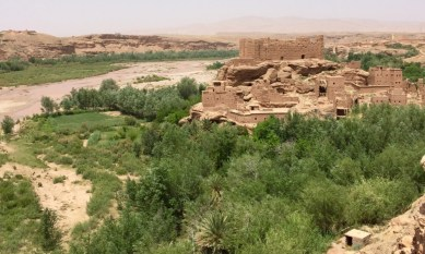 Rose Valley Morocco