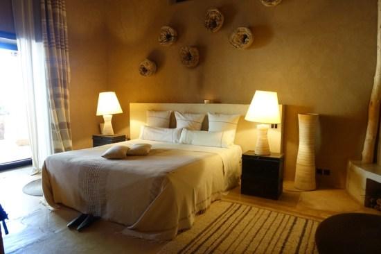 Dar Ahlam luxury linens bed