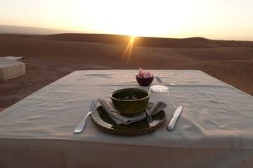 Dar Ahlam Tent Camp sunrise noss noss