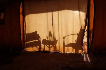 Dar Ahlam Tent Camp camp chairs