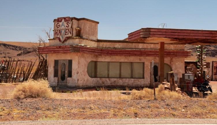 Ouarzazate movie set