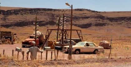 MOROCCO--INTO THE SAHARA the road to Ouarzzazate