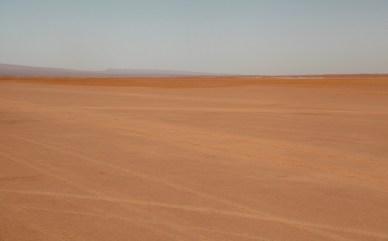 MOROCCO--INTO THE SAHARA desert entrance