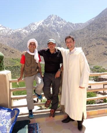 Douar Armed Imlil Hosts