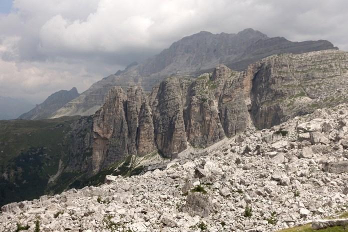 Brenta Dolomites formation