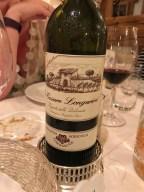 Wine in Hermitage Biohotel