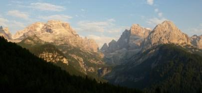 The Brenta Dolomites