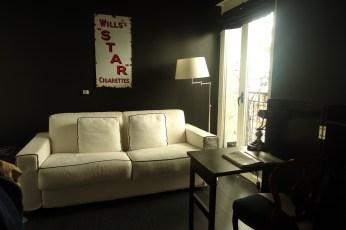 The Yard Milano room