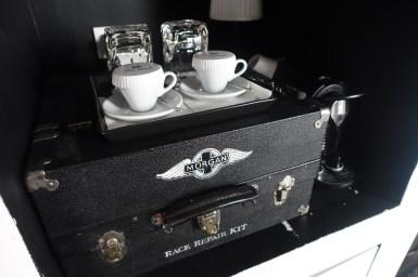 The Yard Milano in-room coffee