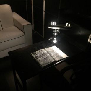 The Yard Milano desk lamp