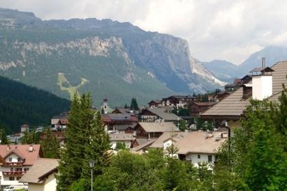 San Cassiano valley