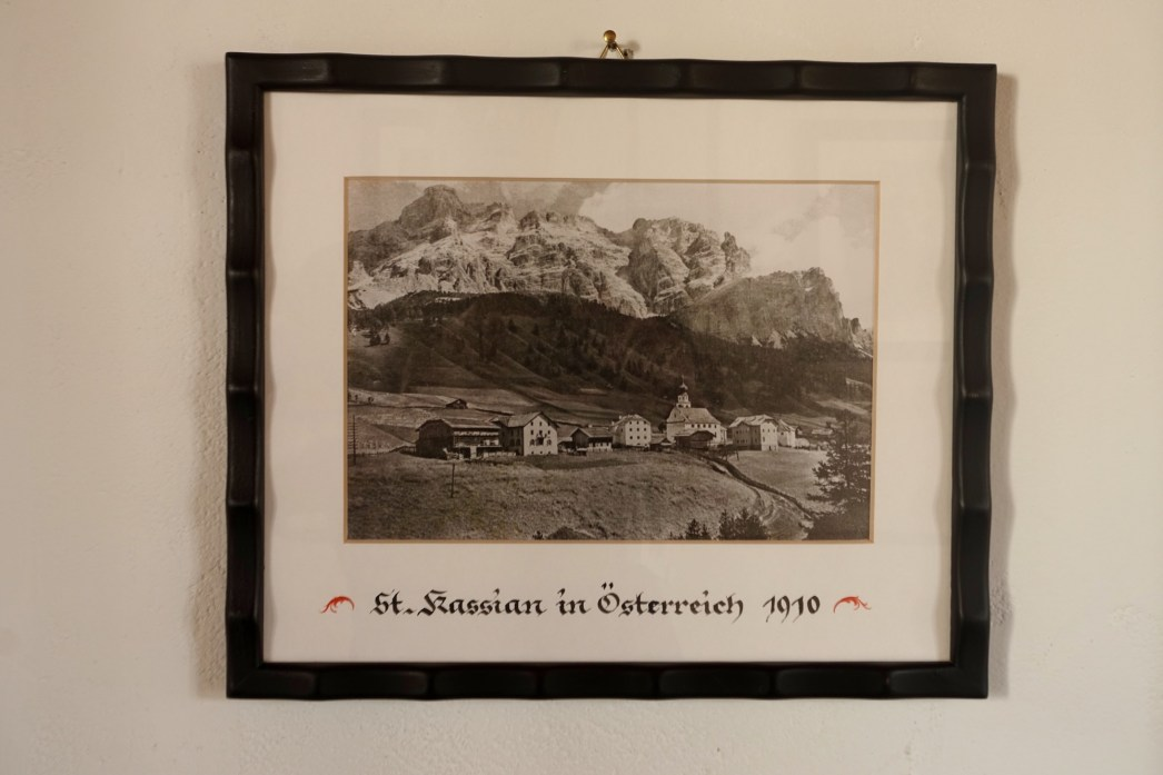 Hotel Rosa Alpina San Cassiano 1910