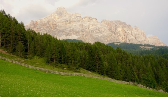 San Cassiano Trail #15 mountains