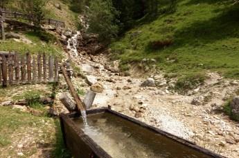 Water trough Trail 15