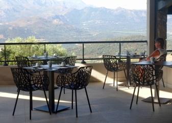 A Piattatella breakfast view