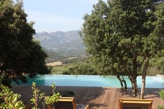 A Piattatella pool view