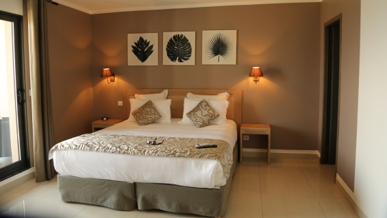 A Piattatella master suite