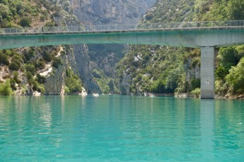 Gorge du Verdon closer